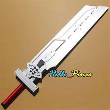 Rare Final Fantasy 7AC Cloud Strife's Disassembly Sword Weapon Cosplay Prop 46""