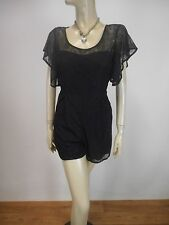 FINDERS KEEPERS Playsuit Sz 6 NEW & Tags BUY Any 5 Items = Free Post