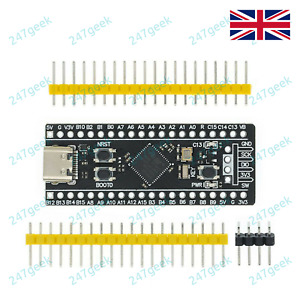 STM32F401 Black Pill STM32 256K ARM Dev Kit Board better than Blue STM32F103 UK