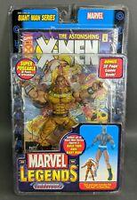 Marvel Legends ~ Age of Apocalypse Sabretooth + 32 Page Comic Book  **NIB**