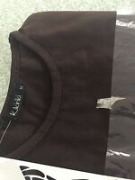 Kiki Riki sleeveless shell in Brown  size L, M, XL,S