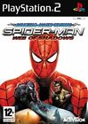 PS2 Spider Man Spiderman - Web of Shadows Raro Juego Para Playstation 2 NUEVO