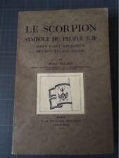 Bulard Le scorpion symbole du peuple juif dans l'art religieux des XIV-XVIe s.