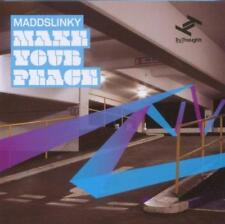 Maddslinky - Make Your Peace (NEW CD)