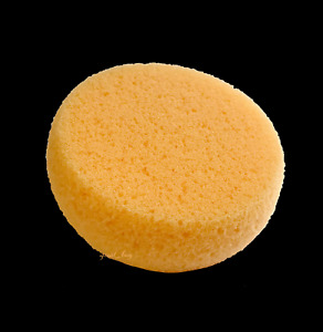 MEHRON FACE&BODY MAKEUP_REUSABLE,NON-LATEX_FOAM HYDRA SPONGE APPLICATOR STANDARD