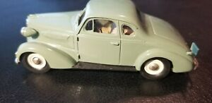 BROOKLIN MODELS #4 1:43 White Metal 1937 Chevrolet Coupe - Mint Condition