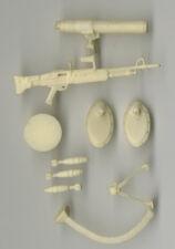 G I Joe ARAH Sub Zero Unpainted Hardcopy Weapon Prototypes 1990