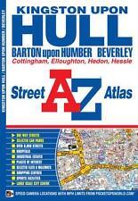 Hull Street Atlas par géographes A-Z Livre de poche 9781782571100 NEUF