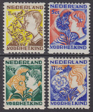 R94-97 Roltanding kinderzegels 1932 postfris (MNH)