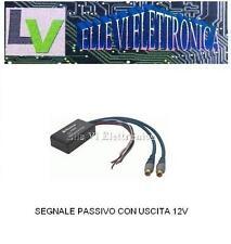 05142 Interfaccia Passiva Modifica Segnale AUDIO Con Remote Amplificato A RCA