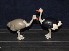 Playmobil animal autruche animaux sauvage afrique