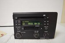 01 02 03 04 05 Volvo HU-613 S60 V70 Am Fm Radio Cd Cassette 30657700-1 D15#019