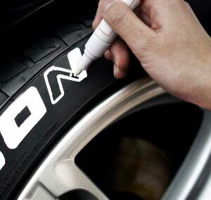 Tire Pen Permanent Marker Tire Lettering Paint Pen USA Seller