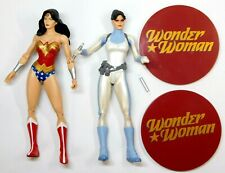 Dc Direct Wonder Woman Series 1 Lot Diana Prince Terry Dodson