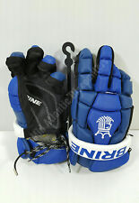 "Brine Bksl2G-Mrow King Superlight Ii Lacrosse Gloves Medium 12"" Royal Blue/White"