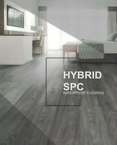 Hybrid Flooring 228 wide 1800 long 6.5mm thick - HIGHEST QUALITY