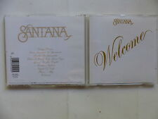 CD Album SANTANA Welcome CD32194