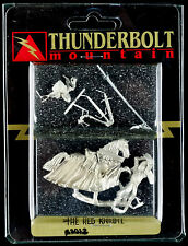 The Red Knight #3012 Thunderbolt Mountain 25mm Medieval Foot & Mounted Figures