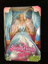 SLEEPING BEAUTY BARBIE NIB Mattel 1998 Mint
