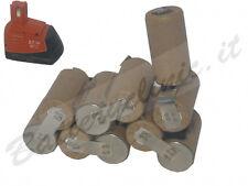 Batteria per trapano Hilti SFB121 12V Ni-Cd 2000 mAh. kit AUTO INSTALLAZIONE