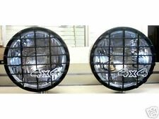 "8"" Chrome Spotlights / Driving Lamps for 4x4's (Land Rover etc)  DA4088C"