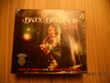 Bruce Dickinson - Alive In Studio A 3 CD set sealed NEW RARE OOP Iron Maiden