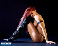 CHRISTY HEMME DIRECT! 8x10 #6 SIGNED TO YOU! * WWE * TNA * PLAYBOY * BENCHWARMER