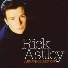 RICK ASTLEY - THE ULTIMATE COLLECTION  CD NEU