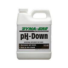 Dyna-Gro pH Down 32 oz 1 Quart