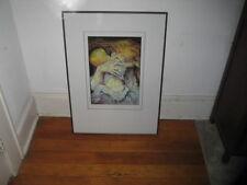 Oksana Lukaszewycz Framed Print. Mother and Child. Awesome
