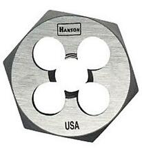 "Irwin 1/8"" x 27, National Pipe Taper Thread, 1"" Hexagon Die 9502ZR"