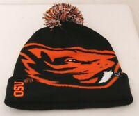 NEW Oregon State University Beavers OSU Zephyr Winter Knit Beanie Stocking Hat