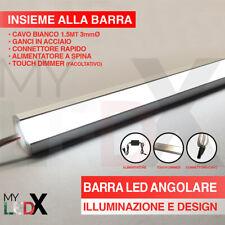Barra Led Sottopensile OPACA Touch Dimmer Calda/Fredda/Naturale