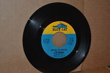 ALVIN ROBINSON: HOW CAN I GET OVER YOU & I'M GONNA PUT SOME HURT ON YOU MINT- 45