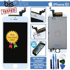 """Per iPhone 6 S 4.7"""" SCHERMO BIANCO LCD Touch Screen Digitalizzatore Ricambio Assemblaggio"""