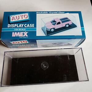 IMEX 1/24 SCALE AUTO DISPLAY CASE #2510