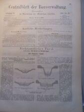 1883 23 Panama Kanal Teil 3 Rom Palazzo dei Tribunali