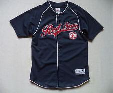 Youth BOSTON RED SOX  stadium Jersey sz L baseball kids boys game shirt NWOT