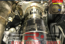 SR*S DOWNPIPE FOR 2015 WRX MANUAL CATTED DUAL O2 BUNG J DOWN PIPE HIGH FLOW CAT
