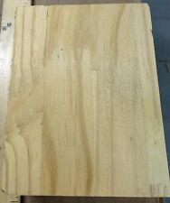 Butcher block plank Pine lumber board sample 5