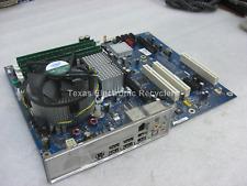 Intel dp35dp d81073-288 Motherboard w/ CPU, Fan/Heatsink, I/O Panel & 3GB RAM