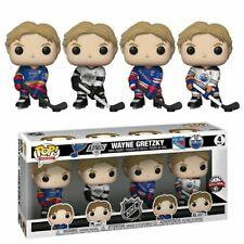 Funko Pop NHL Wayne Gretzkys 4-pack Vinyl Zahlen Special und