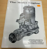 The Model Engine Paperback Book By Harold Cunningham 1976