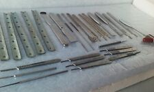 ASSORTED SURGICAL TOOLS INSTRUMENTS