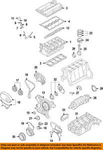 Saturn GM OEM 08-09 Astra-Engine Piston Ring 55568927