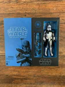 Star Wars Black Series Clone Wars Captain Rex Hasbro HasCon 2017 Exclusive!
