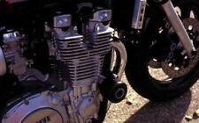 Yamaha XJR1300 up to 2014 R&G classic round crash bungs / bobbins | black