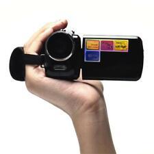 1080P HD Camcorder Digital Video Camera TFT LCD 4X Zoom DV AV Night Vision