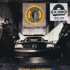 "PETE ROCK & CL SMOOTH "" MECCA AND THE SOUL BROTHER "" NEW ** COLOURED VINYL **LP"