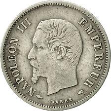 [#452373] France, Napoleon III, 20 Centimes, 1853, Paris, TB+, Argent, KM 778.1